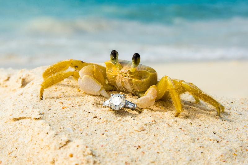Manchebo Beach Aruba Wedding