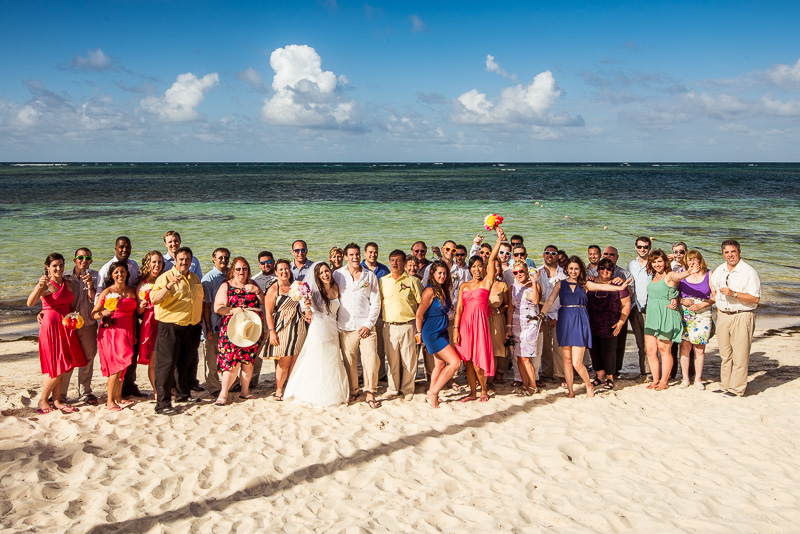 catalonia royal bavaro destination wedding (16)