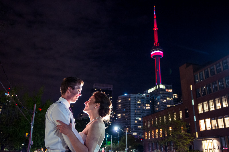 2nd Floor Events and Evergreen Brick Works Toronto Wedding Photography