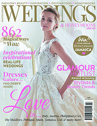 Featured in Destination Weddings and Honeymoons Abroad